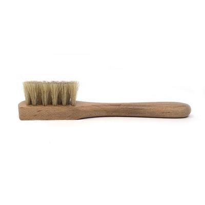 Oem Shoe Polish Brush With 100% Horsehair Bristles