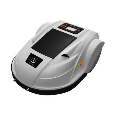 Advanced Intelligent Lawn Mower Robot
